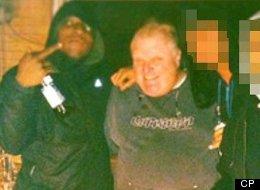 Rob Ford Crowdfunding Crack Video