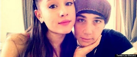 ariana grande jai brooks breakup