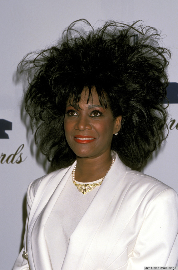 Patti Labelles Hair: The Divas Most Memorable Dos (PHOTOS) T...