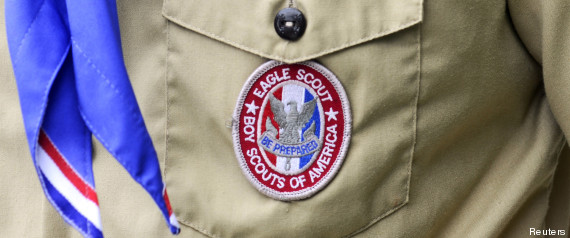 SCOUTS GAYS