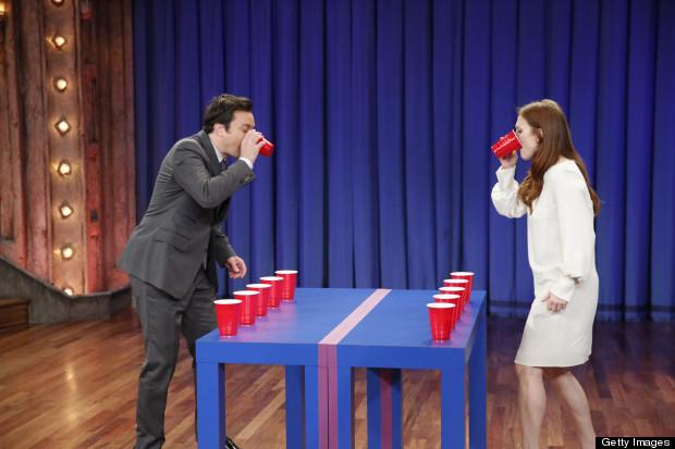julianne moore drinking game
