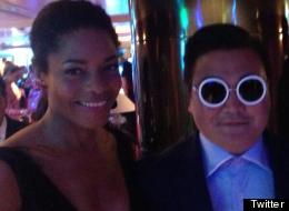 PSY Impersonator Crashes Cannes