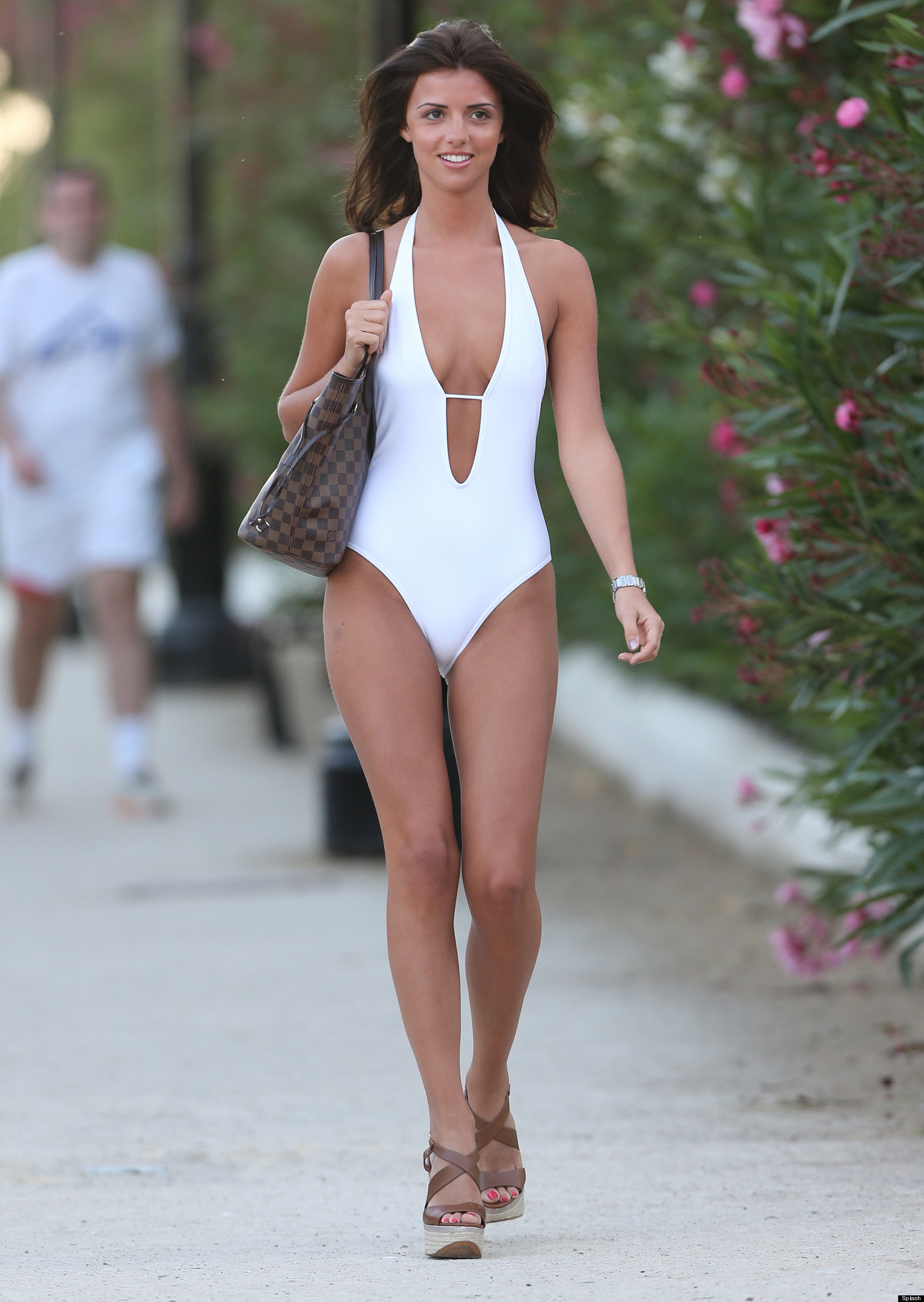 Discussion on this topic: Chantel jeffries in bikini at miami beach, lucy-mecklenburgh-is-sweaty-and-beautiful/