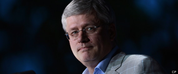 STEPHEN HARPER PERU SENATE SCANDAL