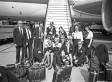 Flight Attendant Photos: Lucien Samaha Captures Retro Images Of Flying