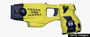 TSA CONFISCATES STUN GUN