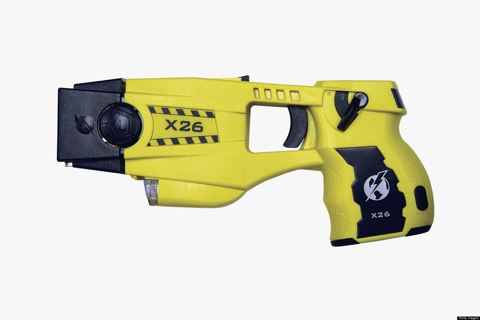 Tsa Confiscates Stun Gun At Bwi
