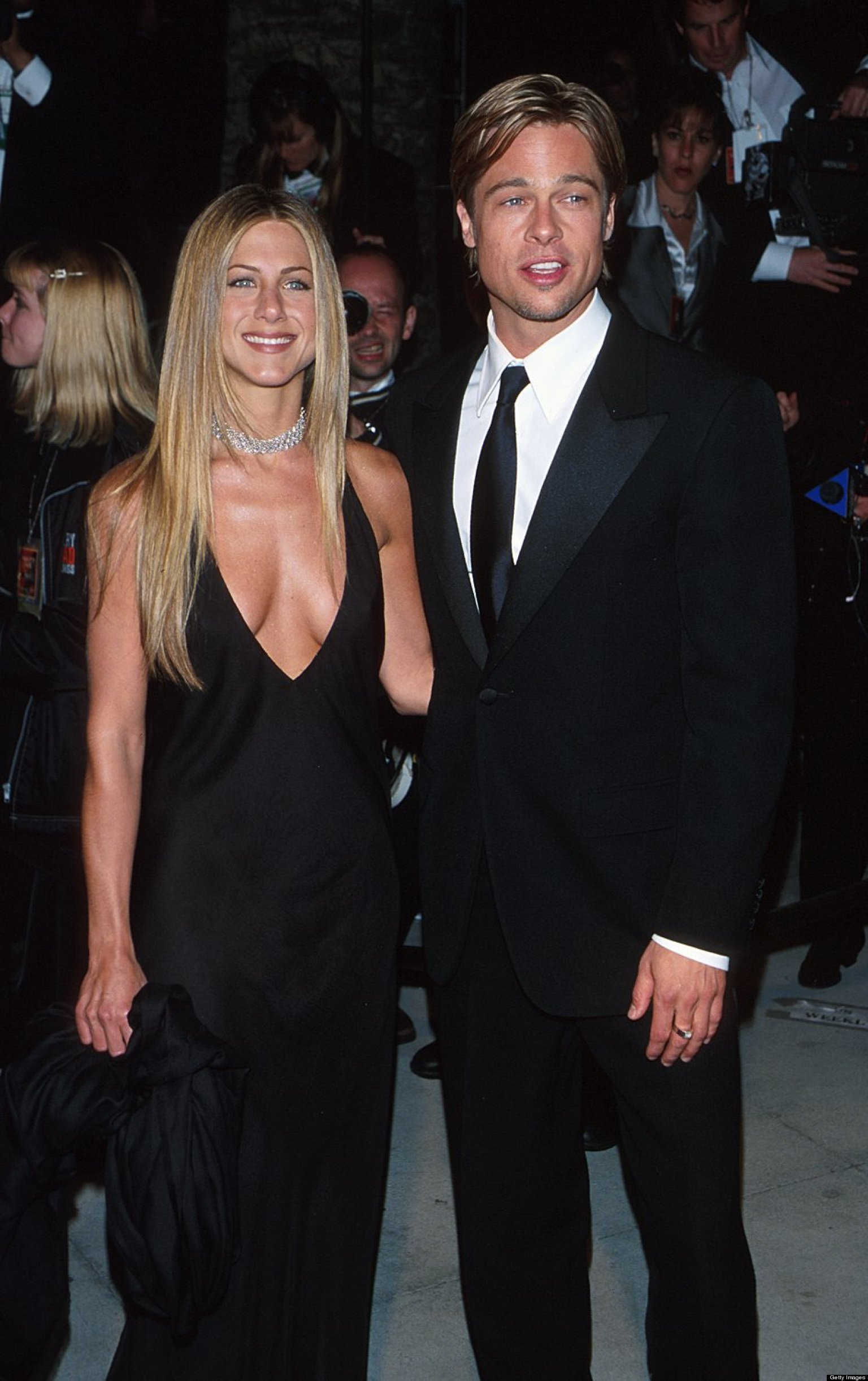 Jennifer Aniston And B...