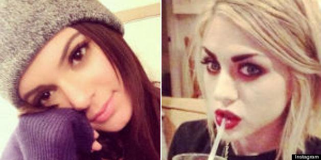 Kendall Jenner Fights Back After Frances Bean Cobain
