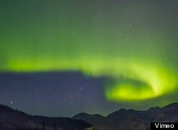 Jasper Northern Lights