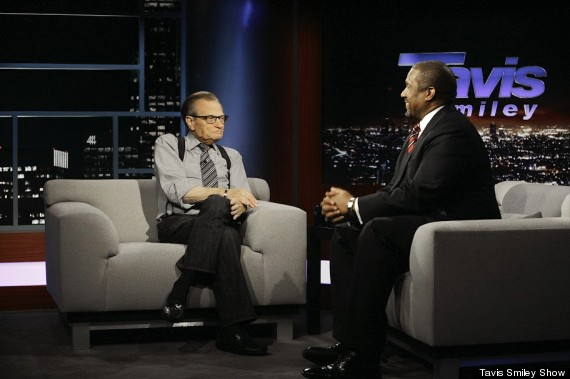 tavis smiley larry king