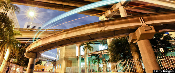 MIAMI BRIDGES STRUCTURALLY DEFICIENT BRIDGE DADE