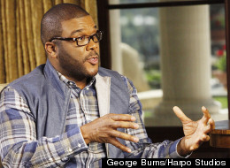 WATCH: Tyler Perry Shocks Oprah With His Words For Rival Spike Lee