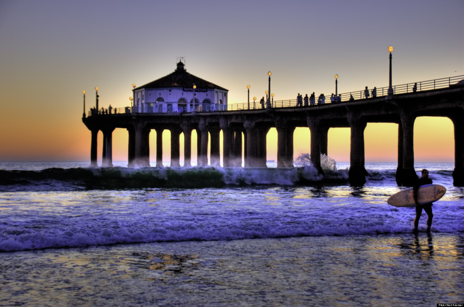 PHOTOS: Cleanest LA Beaches