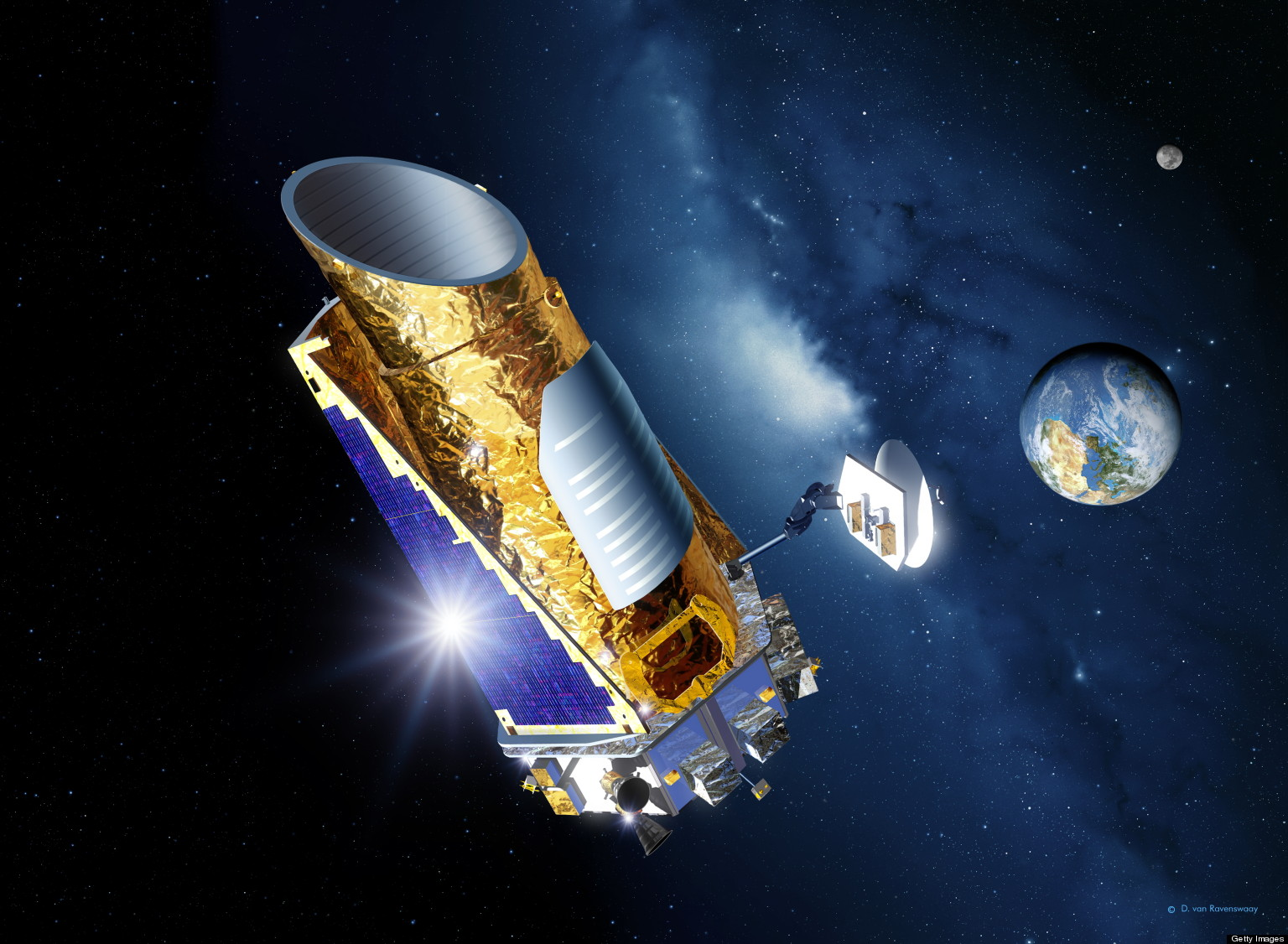 NASAs Kepler discovers 715 new planets many of which are