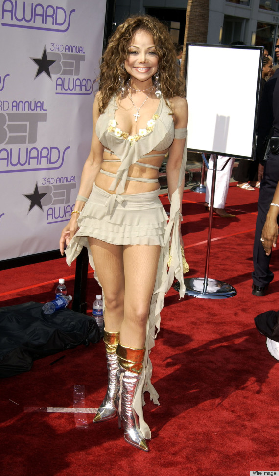 La Toya Jackson's 10 Most Outrageous Outfits To Date (PHOTOS) | HuffPost