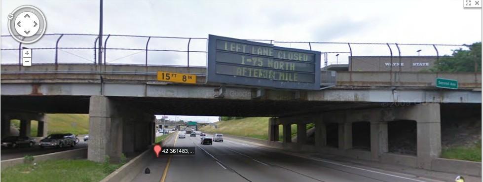 detroit bridges