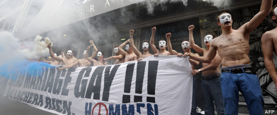 loud gay fuck