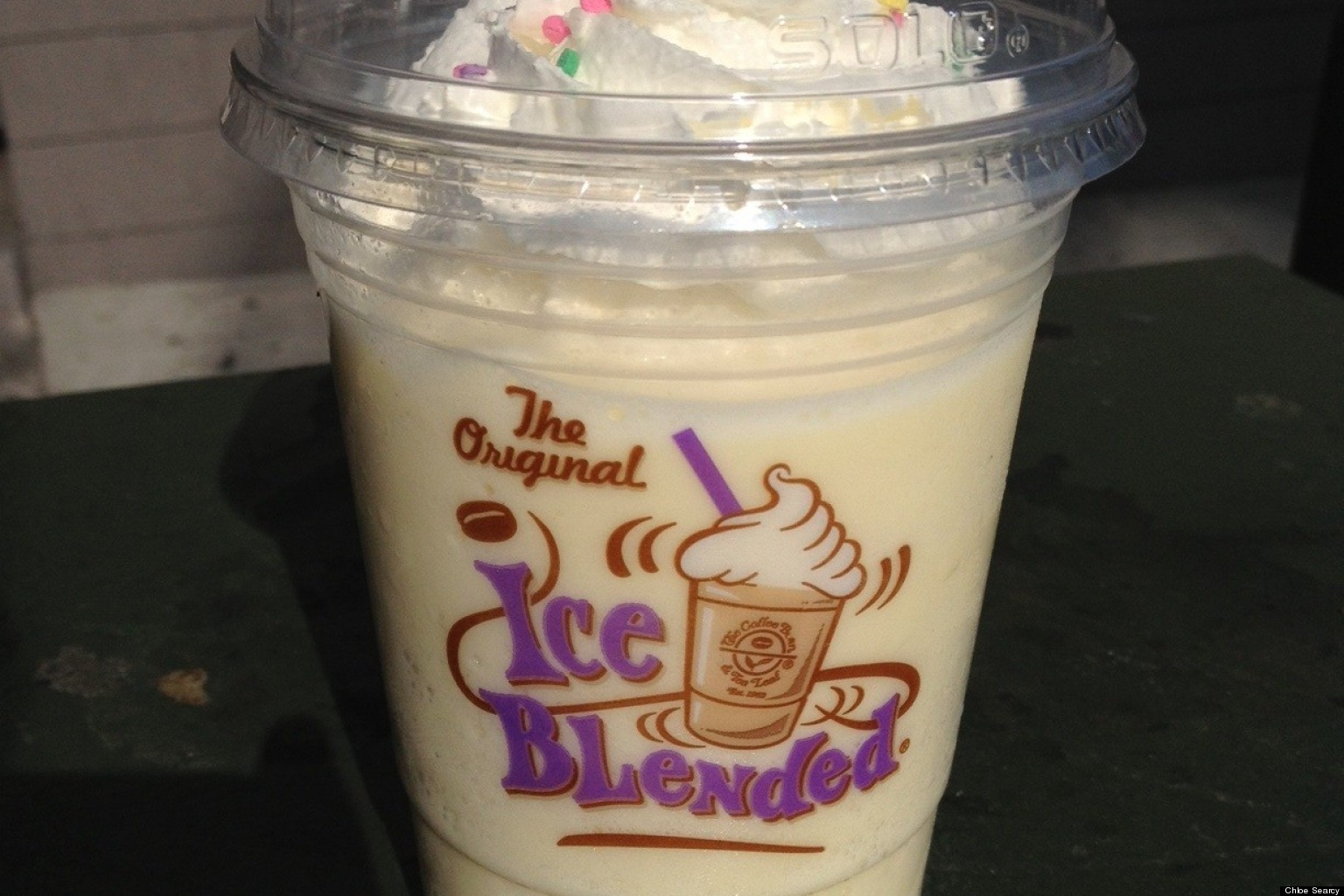 We Tasted It: Coffee Bean's Birthday Cake Ice Blended