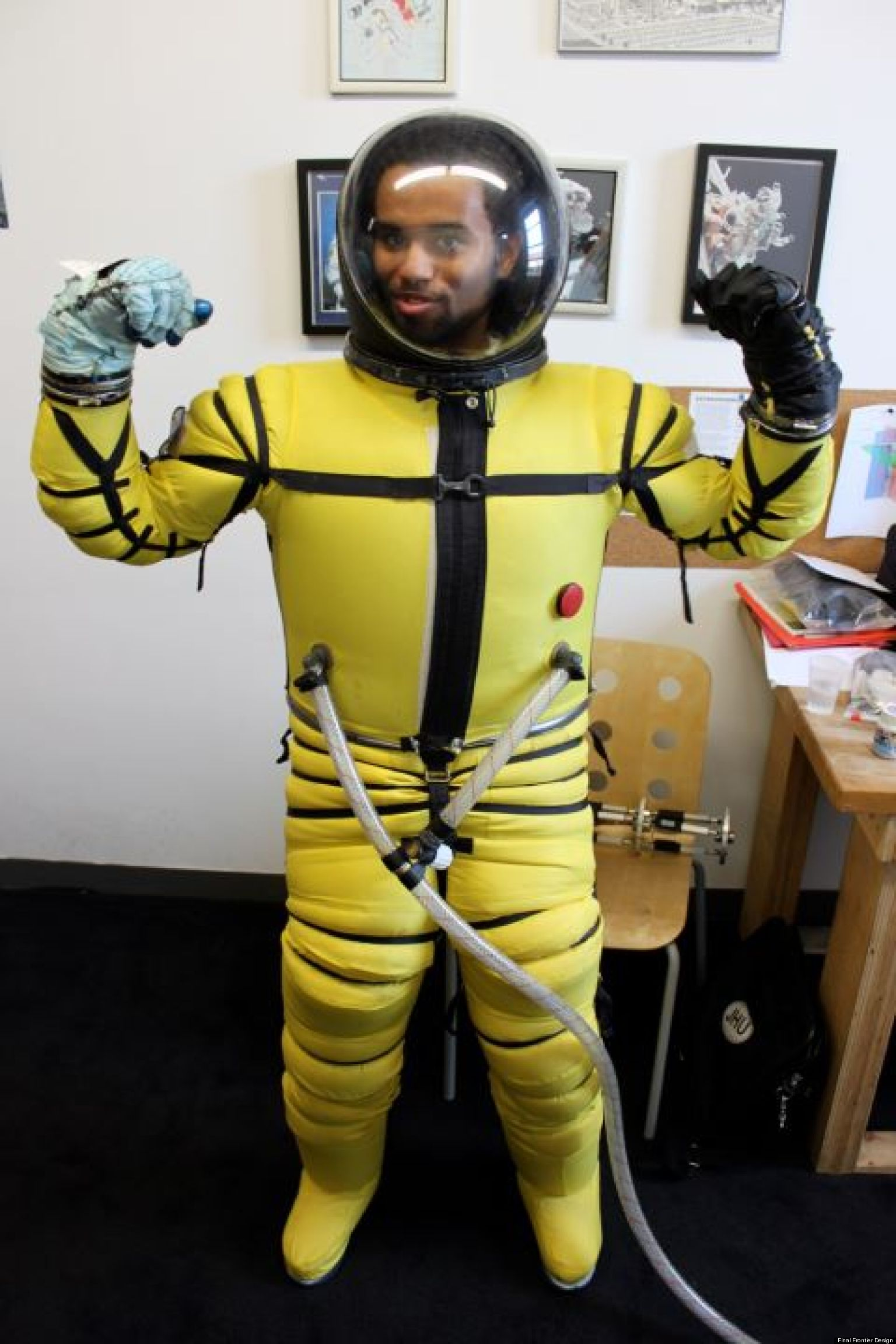 real space suit costume - photo #16
