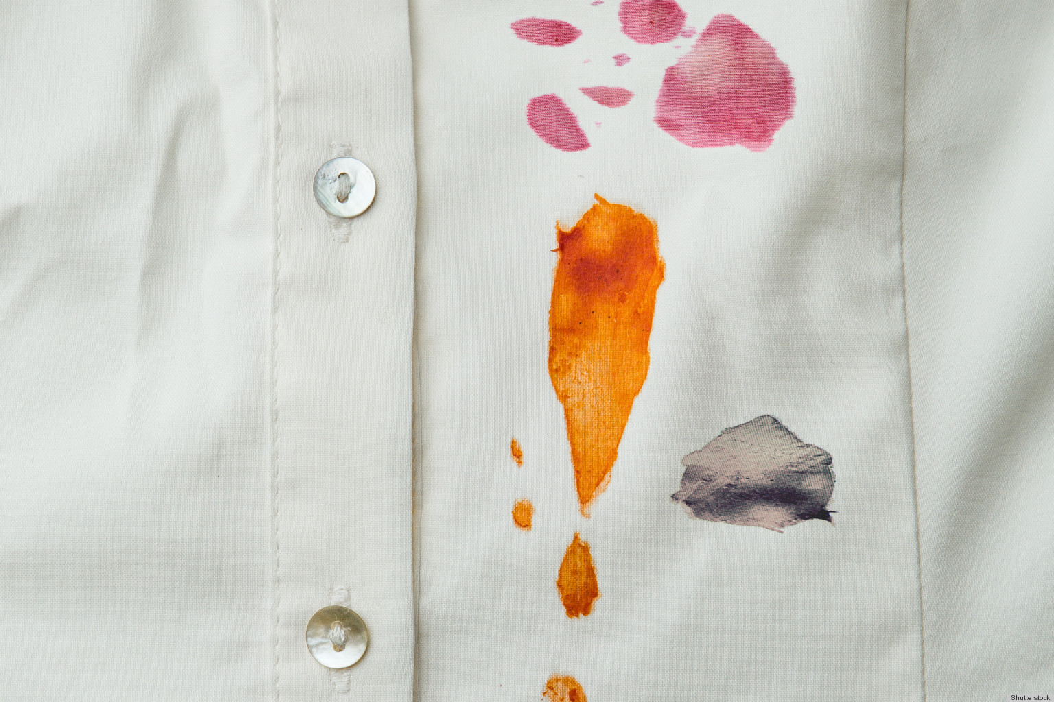 How To Get Rid Of The 6 Most Annoying Memorial Day Stains