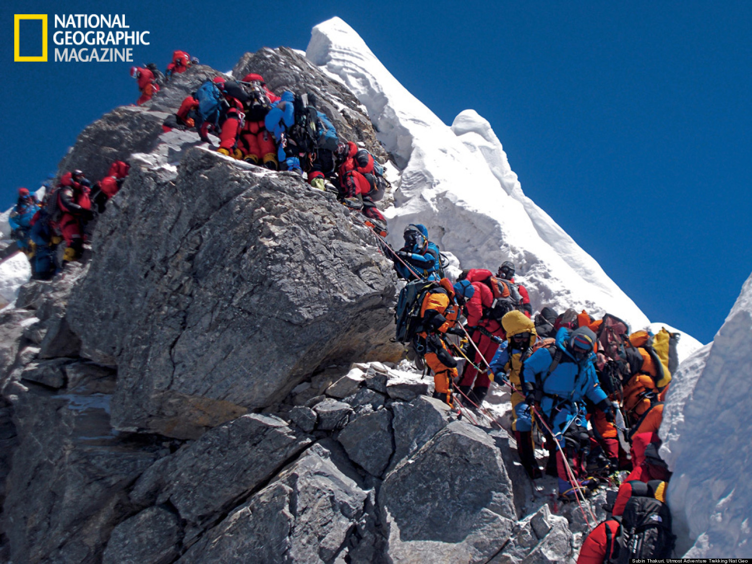 National geographic everest facebook