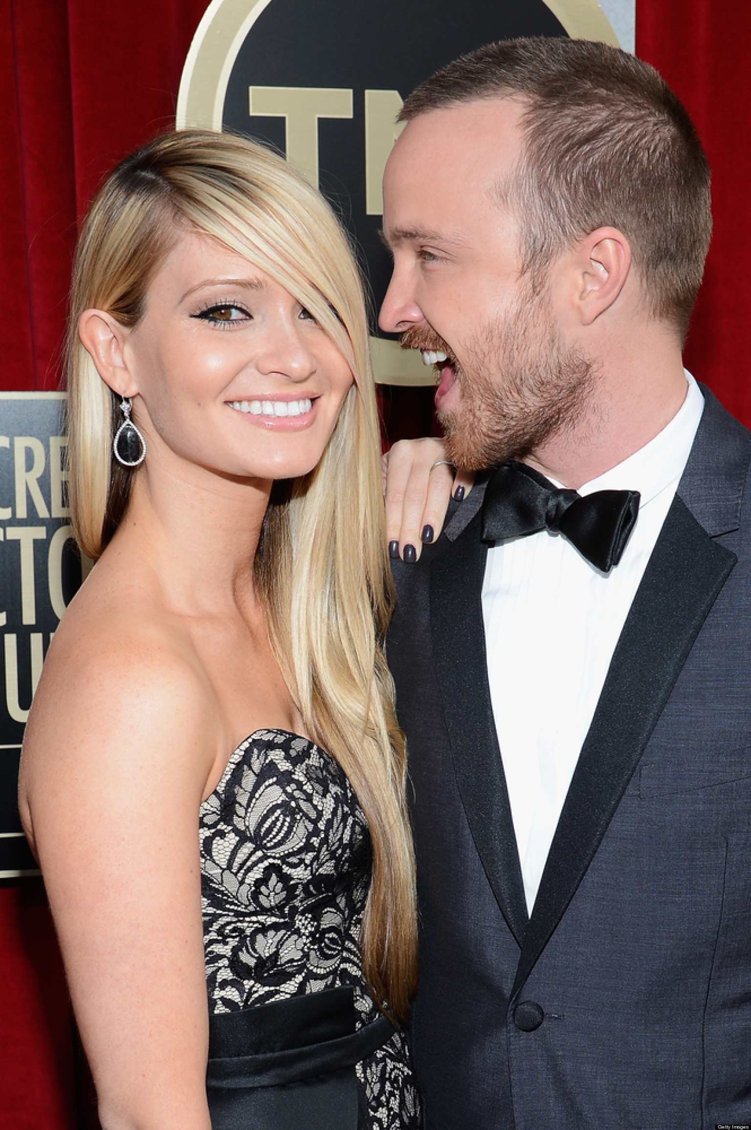 aaron paul and lauren parsekian relationship quotes