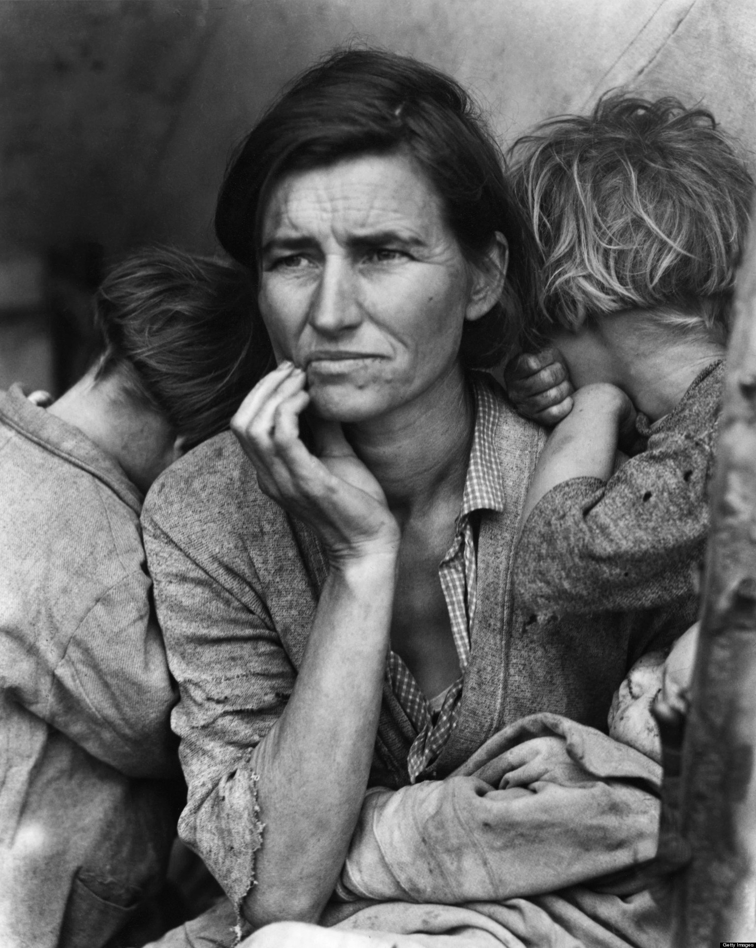 Dorothea Lange Birthday: 'Migrant Mother' Photographer