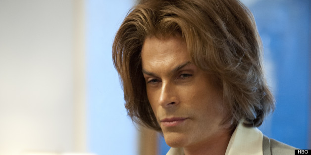 'Behind The Candelabra:' Rob Lowe On His Character's Crazy ... Matt Damon