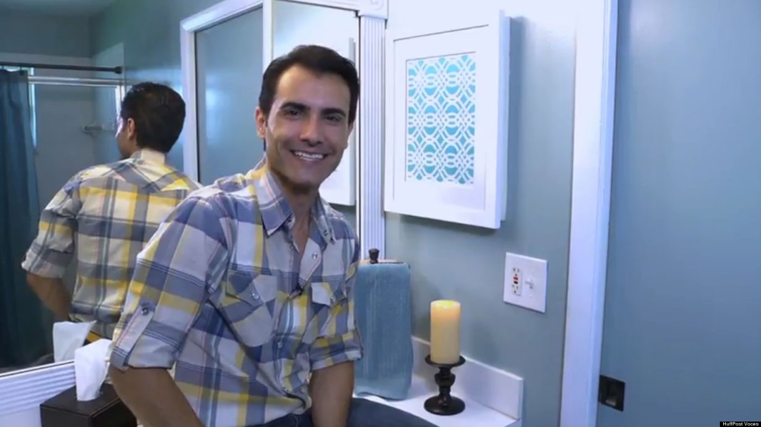 Tipo De Botiquin Para Baño:Transforma tu botiquín en una obra de arte (VIDEO)