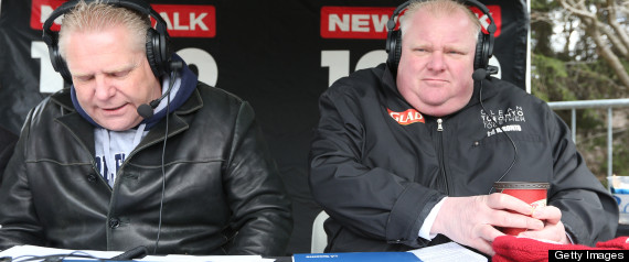 ROB FORD DOUG FORD