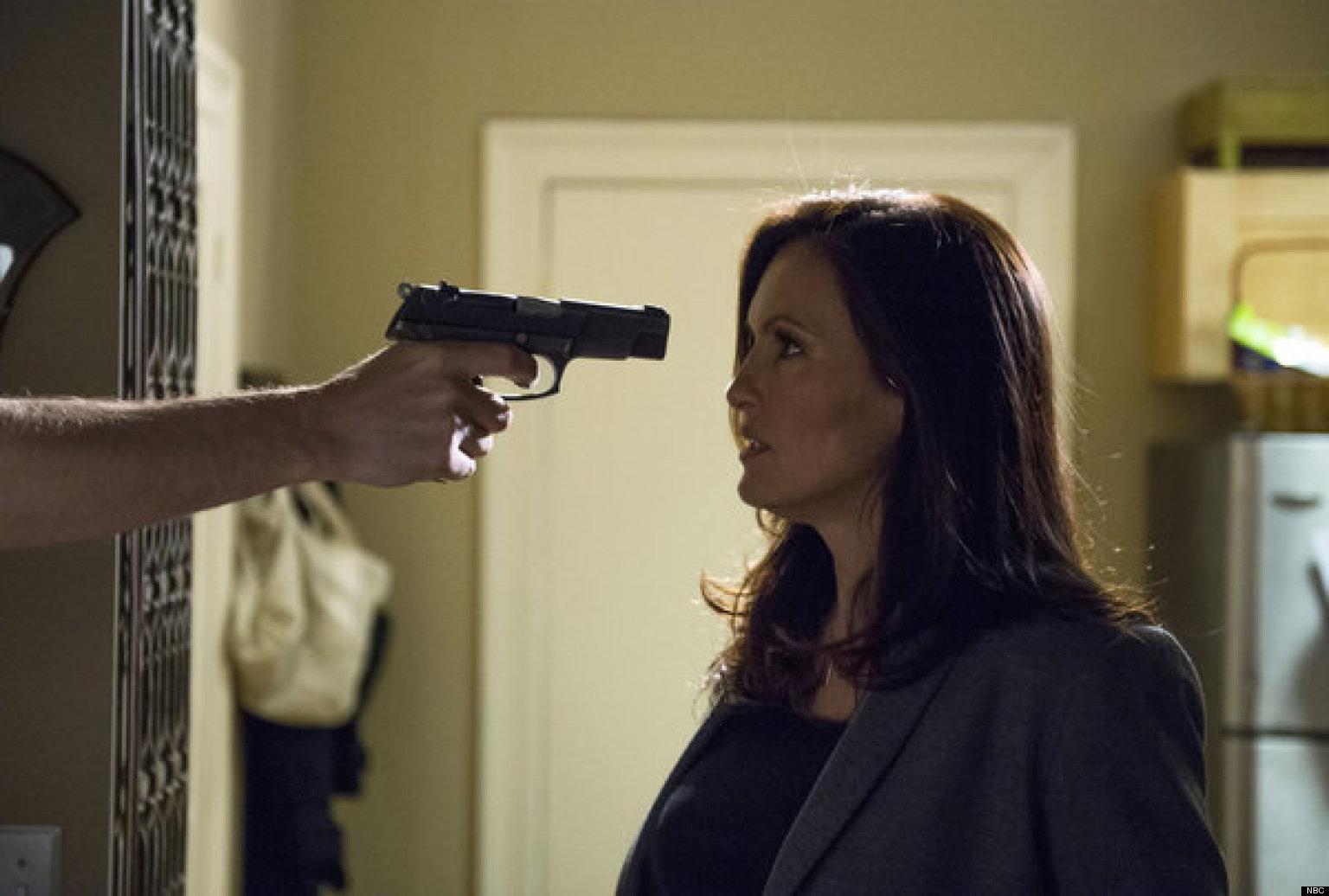 Mariska Hargitay On Law And Order Svu Season 15