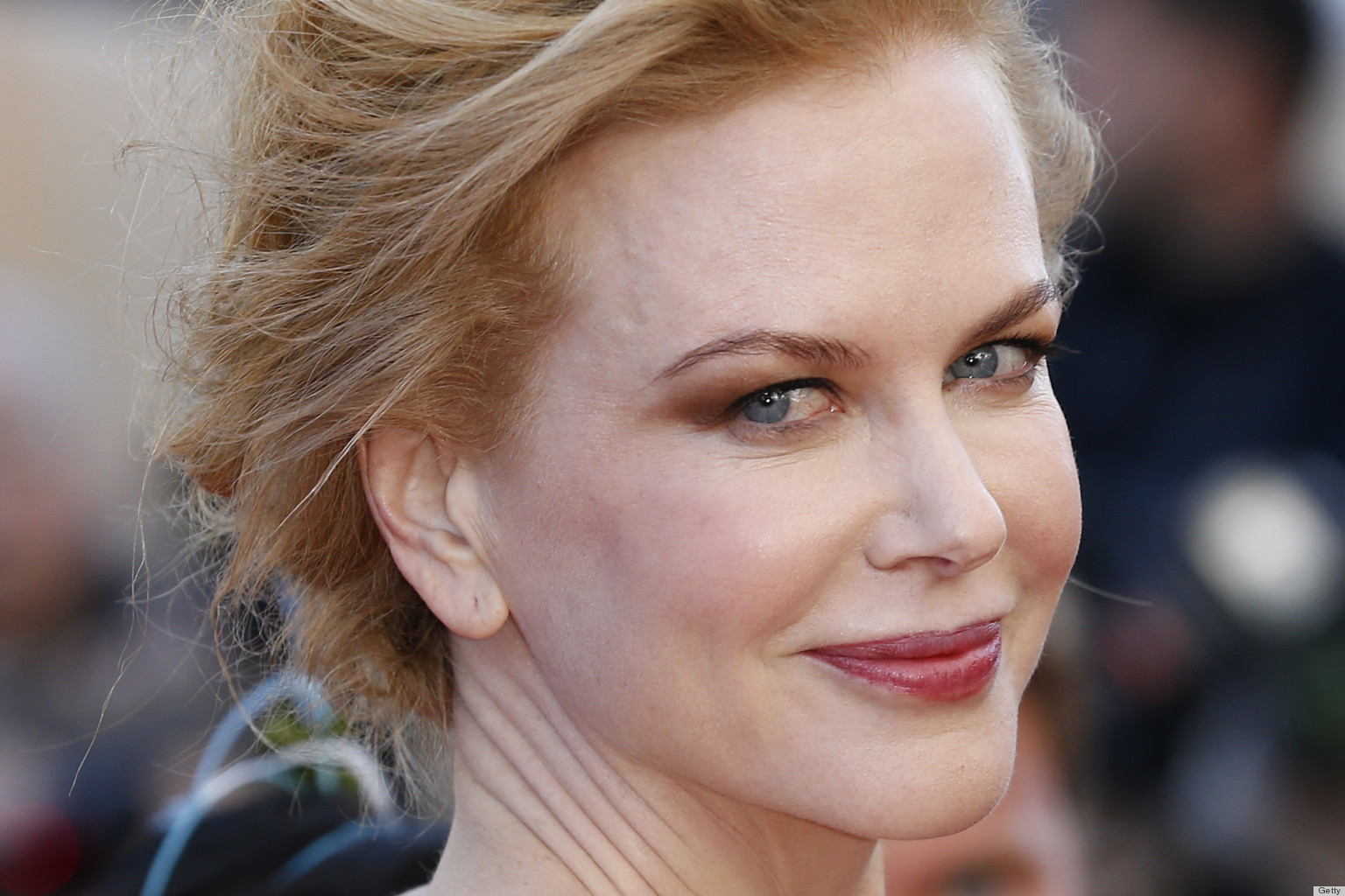 Nicole Kidman's Braided Hair Swept Cannes Off Its Feet ... Uma Thurman Fall Out