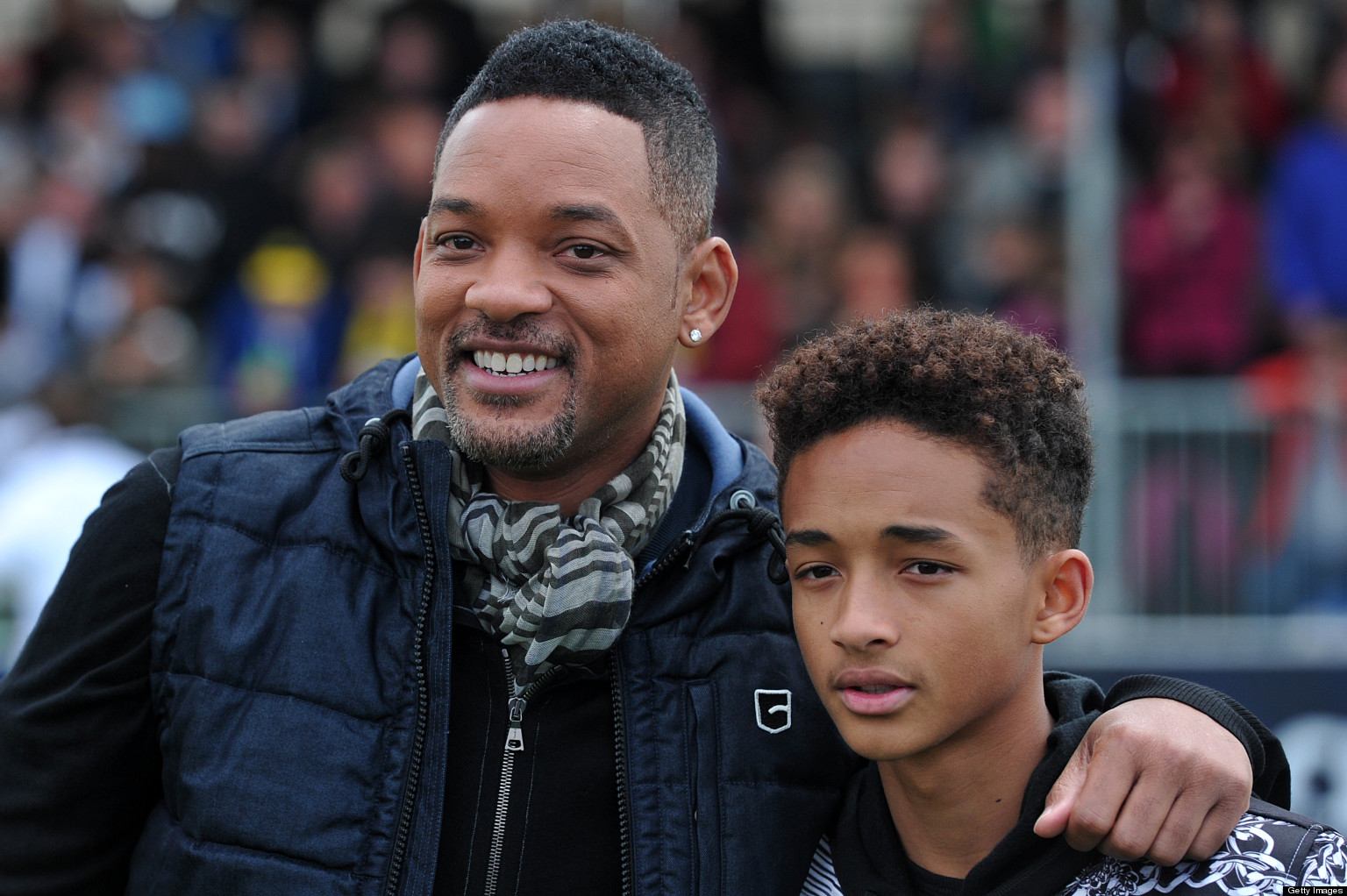 I think Will Smith's son my be a bit of an imbecile. | IGN ...