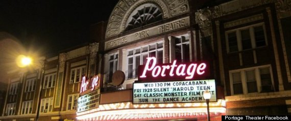 Portage Theater Closes