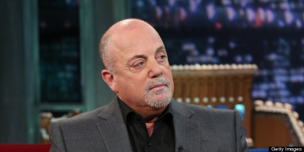 billy joel – a matter of trust перевод
