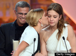 Blue Is The Warmest Color Cannes
