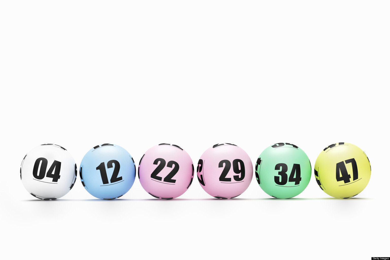 Powerball lucky numbers