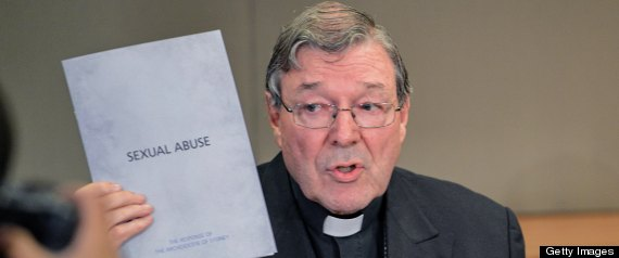 Cardinal George Pell Abuse Cover Up