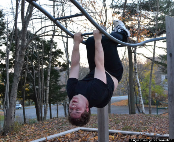 paul gillis monkey bars