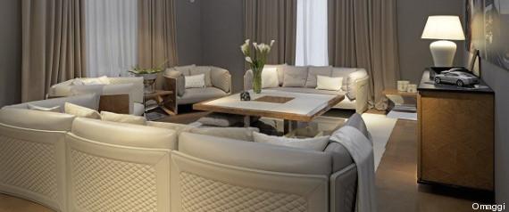 Arredamento bentley debutta nella produzione di mobili di for Mobili di lusso outlet
