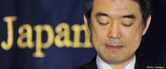 TORU HASHIMOTO APOLOGIZES