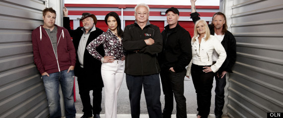 Storage Wars Canada Cast