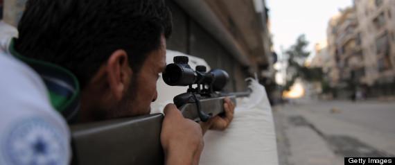 EU ARMS EMBARGO SYRIAN REBELS