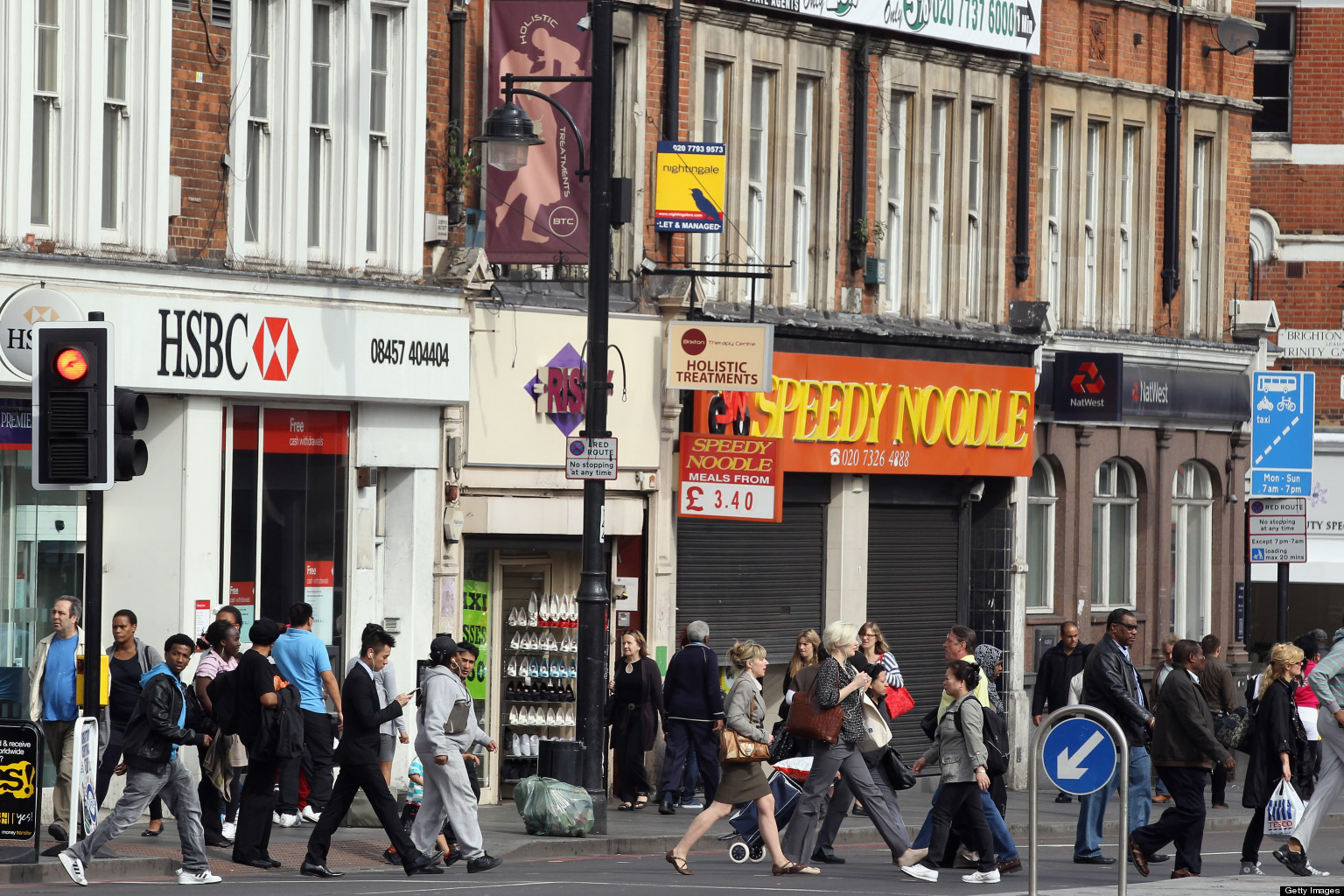 Britain 39 S High Street Shops In Crisis One In Five Could