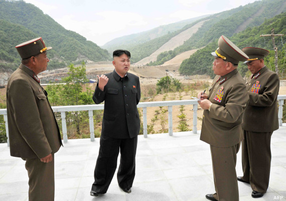 coree du nord kim jong un