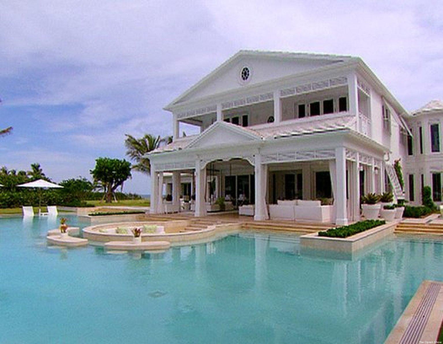 Residenze vip: le case di vacanza delle star di Hollywood ...