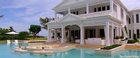 Residenze vip le case di vacanza delle star di hollywood for Arredamenti delle case piu belle