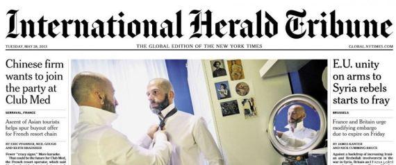 Matrimonio Simbolico New York : Nozze gay sul new york times matrimonio simbolico a roma