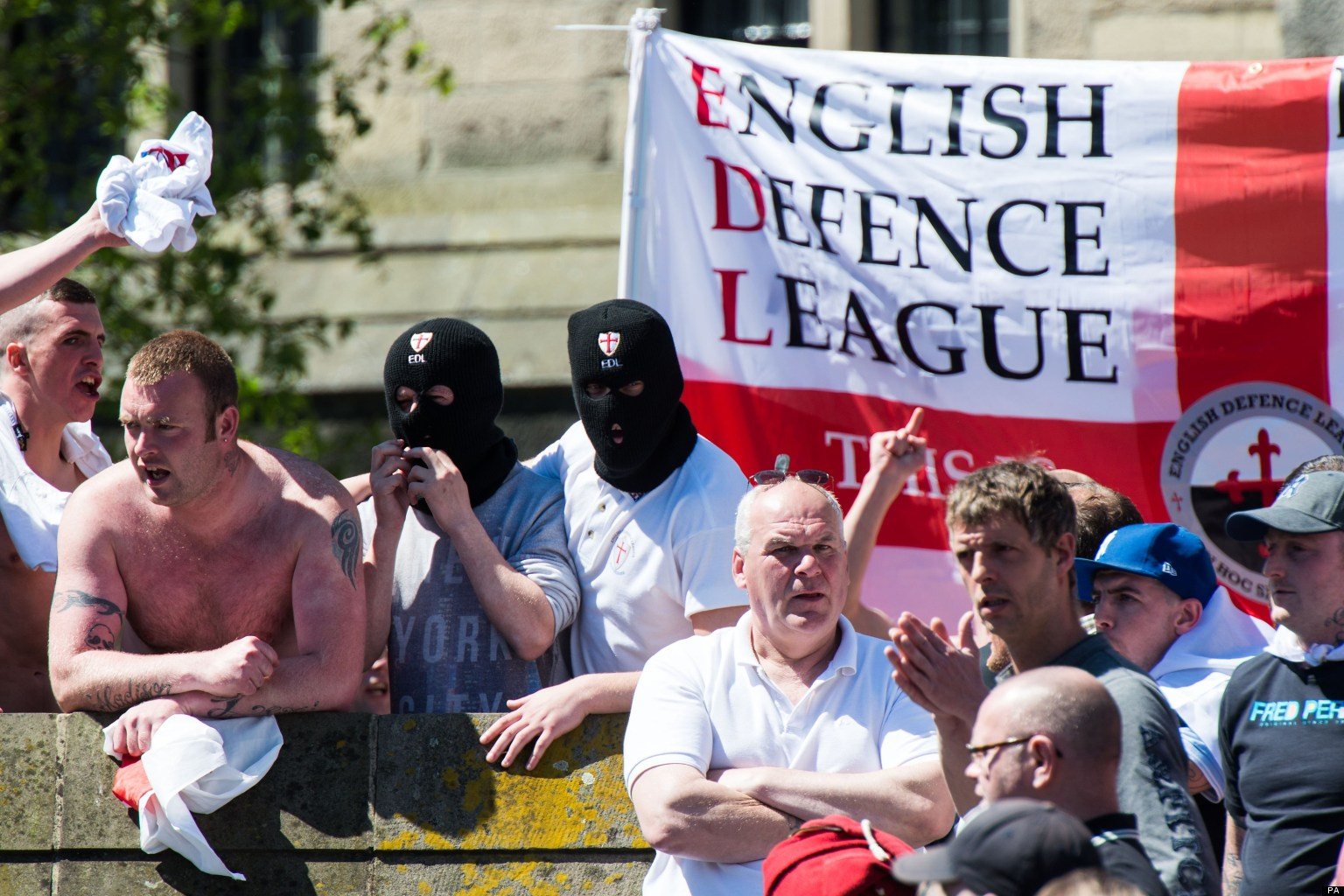 english defence league show